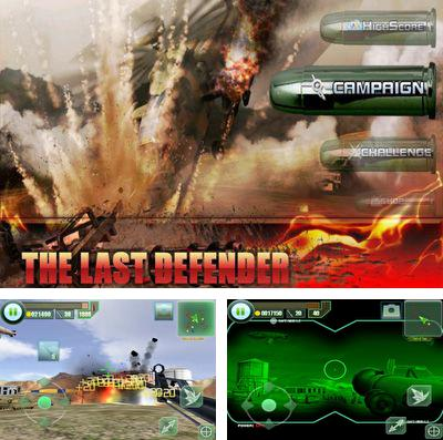 In addition to the game RuneMasterPuzzle for iPhone, iPad or iPod, you can also download The Last defender HD for free.