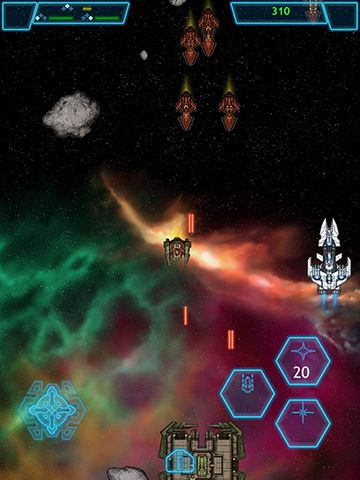 Descarga gratuita de The last squadron: Battle for the Solar system para iPhone, iPad y iPod.