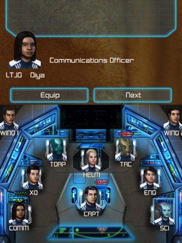 Capturas de pantalla del juego The last squadron: Battle for the Solar system para iPhone, iPad o iPod.