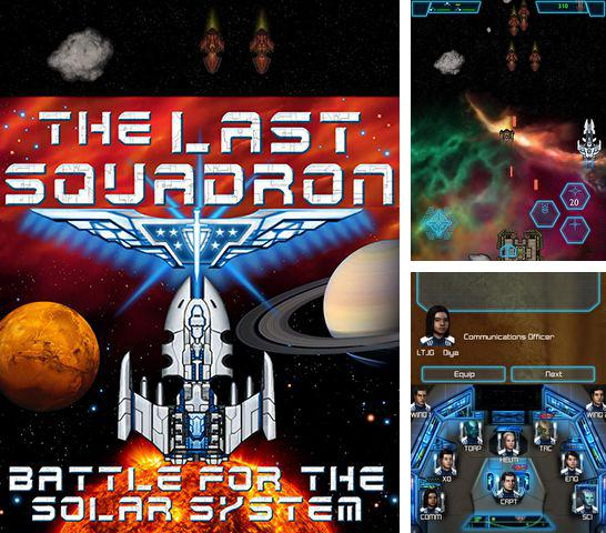 Download The last squadron: Battle for the Solar system iPhone free game.