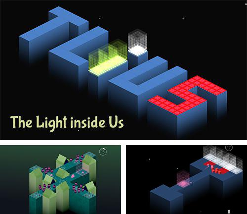 除了 iPhone、iPad 或 iPod 游戏,您还可以免费下载The light inside us, 。