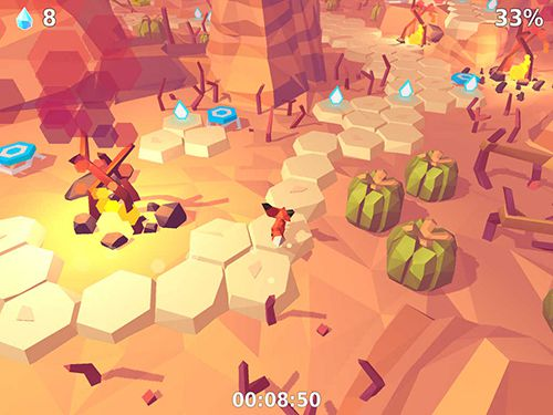 Free The little fox download for iPhone, iPad and iPod.