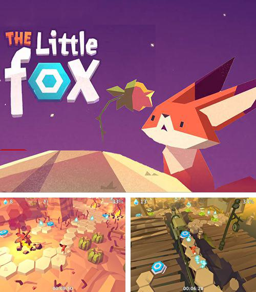 In addition to the game 2XL Supercross for iPhone, iPad or iPod, you can also download The little fox for free.