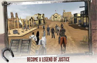Capturas de pantalla del juego The Lone Ranger by Disney para iPhone, iPad o iPod.