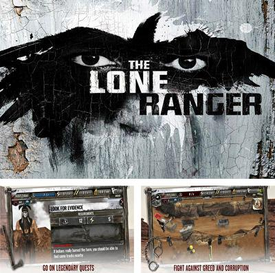 In addition to the game Infocus extreme bike for iPhone, iPad or iPod, you can also download The Lone Ranger by Disney for free.