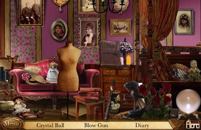 Écrans du jeu The Lost Cases of Sherlock Holmes pour iPhone, iPad ou iPod.