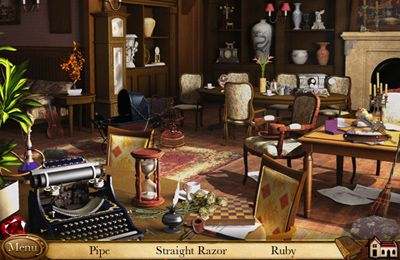 Screenshots vom Spiel The Lost Cases of Sherlock Holmes für iPhone, iPad oder iPod.