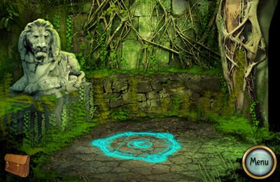 Геймплей The Lost City для Айпад.