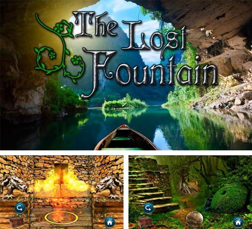 In addition to the game The bot squad for iPhone, iPad or iPod, you can also download The lost fountain for free.