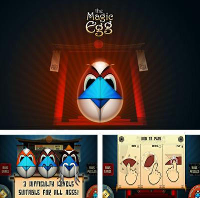 In addition to the game Frontline Commando for iPhone, iPad or iPod, you can also download The Magic Egg for free.