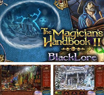 Download The Magician's Handbook 2: Blacklore iPhone free game.