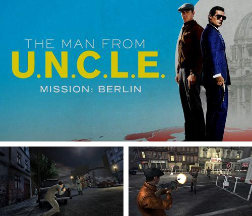 除了 iPhone、iPad 或 iPod 飞天企鹅游戏,您还可以免费下载The man from U.N.C.L.E. Mission: Berlin, 。