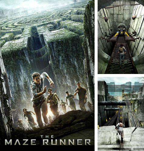 除了 iPhone、iPad 或 iPod 游戏,您还可以免费下载The maze runner, 。