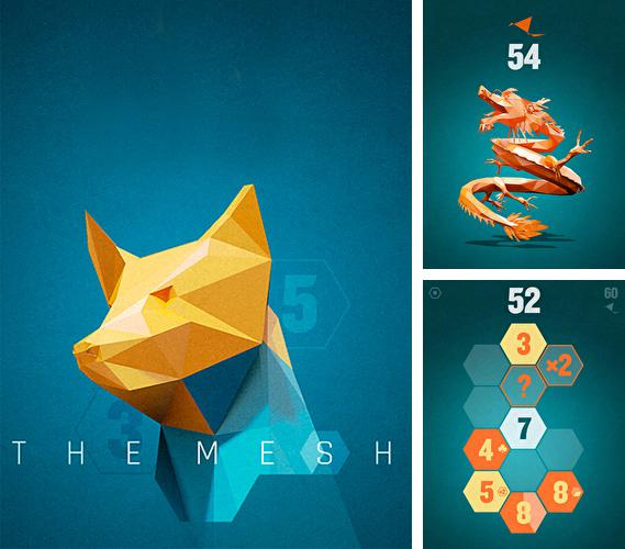 In addition to the game The walking dead: Our world for iPhone, iPad or iPod, you can also download The mesh for free.