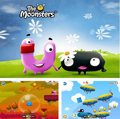 In addition to the game Warp dash for iPhone, iPad or iPod, you can also download The Moonsters for free.