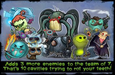 Download The Mouth of Madness iPhone free game.