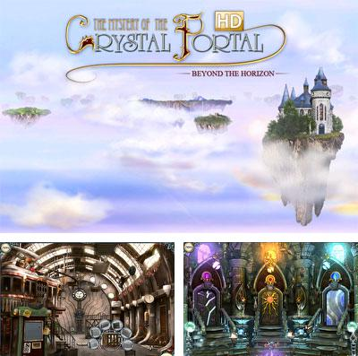 En plus du jeu Le petit voyou pour iPhone, iPad ou iPod, vous pouvez aussi télécharger gratuitement La Mystère du Portail en Cristal, The Mystery of the Crystal Portal 2: Beyond the Horizon.