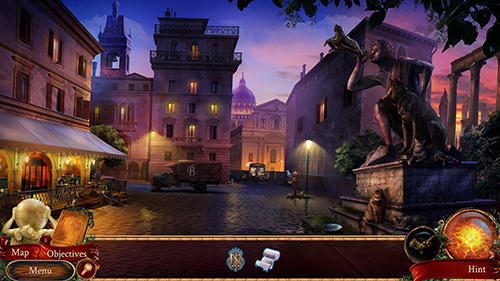 Capturas de pantalla del juego The myth seekers: The legacy of Vulcan para iPhone, iPad o iPod.