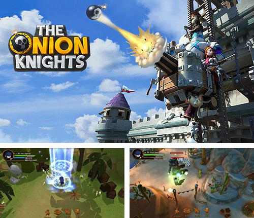 除了 iPhone、iPad 或 iPod 游戏,您还可以免费下载The onion knights, 。
