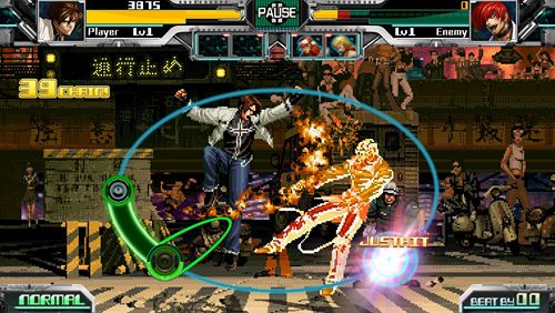 Download The rhythm of fighters iPhone free game.