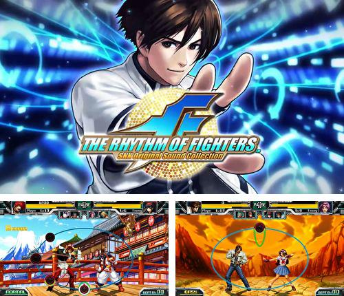 In addition to the game Park AR for iPhone, iPad or iPod, you can also download The rhythm of fighters for free.