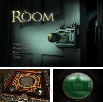 In addition to the game Wave Splitter for iPhone, iPad or iPod, you can also download The Room for free.