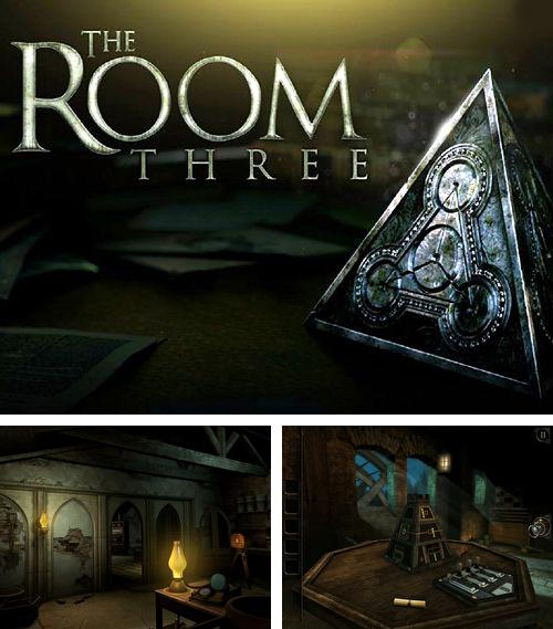 除了 iPhone、iPad 或 iPod 游戏,您还可以免费下载The room three, 。