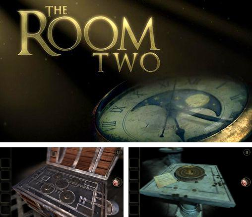 In addition to the game Le Parker: Sous chef extraordinaire for iPhone, iPad or iPod, you can also download The room two for free.