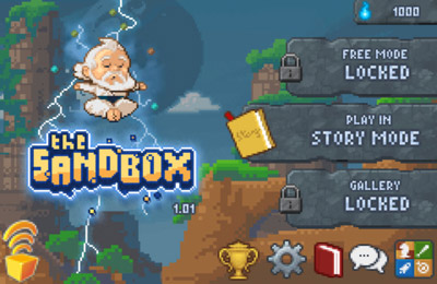 Download The Sandbox iPhone free game.