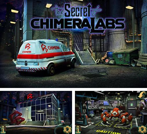 En plus du jeu La Bande à Picsou: L'or de Balthazar Picsou pour iPhone, iPad ou iPod, vous pouvez aussi télécharger gratuitement Le secret des laboratoires de Chimera, The secret of Chimera labs.
