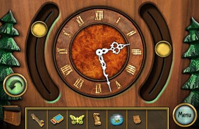 Écrans du jeu The Secret of Grisly Manor pour iPhone, iPad ou iPod.