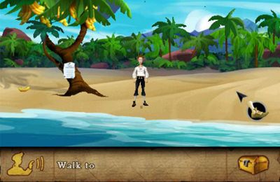 Kostenloser Download von The Secret of Monkey Island für iPhone, iPad und iPod.