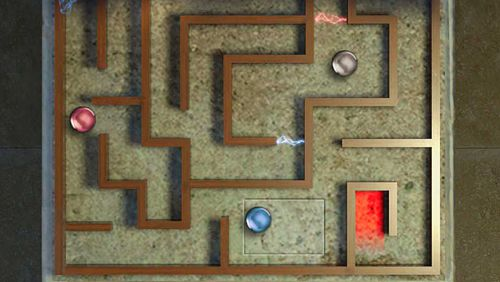 Screenshots of the The secret of raven rock game for iPhone, iPad or iPod.