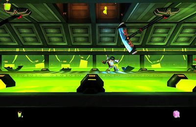 Écrans du jeu The Secret Of Space Octopuses pour iPhone, iPad ou iPod.