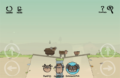 Free the Sheeps download for iPhone, iPad and iPod.