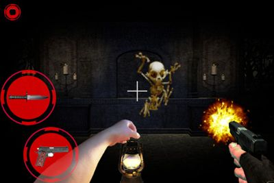 Screenshots of the The silent tomb game for iPhone, iPad or iPod.