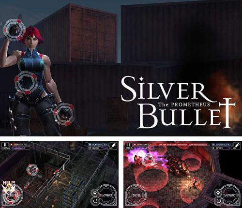 In addition to the game Drop wizard tower for iPhone, iPad or iPod, you can also download The silver bullet for free.