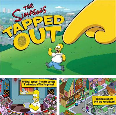 In addition to the game Stampede 3D for iPhone, iPad or iPod, you can also download The Simpsons: Tapped Out for free.