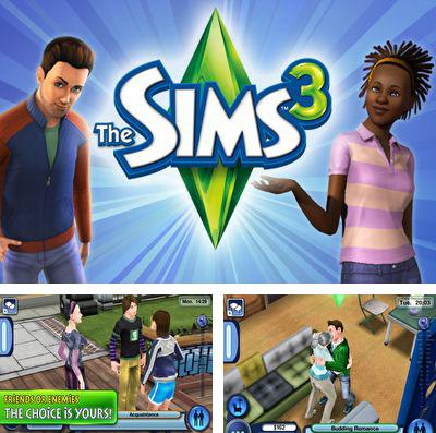 In addition to the game GRD 3: Grid race driver for iPhone, iPad or iPod, you can also download The Sims 3 for free.