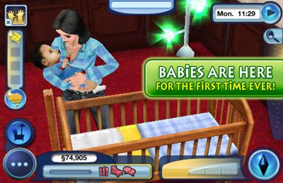 the sims 3 ambitions para celular