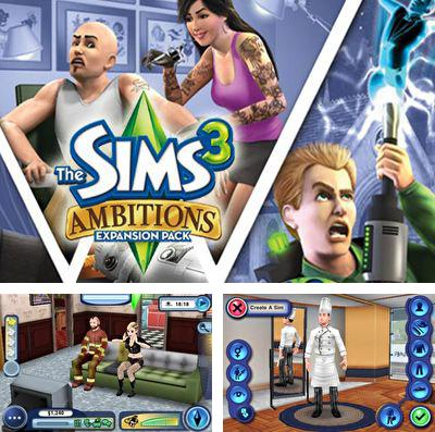 In addition to the game Touch zombie for iPhone, iPad or iPod, you can also download The Sims 3: Ambitions for free.
