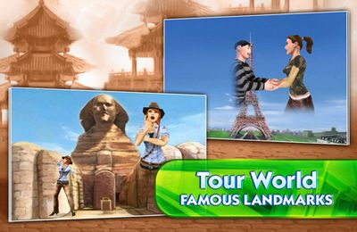 Baixe o jogo The Sims 3 World Adventures para iPhone gratuitamente.