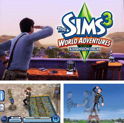 In addition to the game Doodle Tank Battle for iPhone, iPad or iPod, you can also download The Sims 3 World Adventures for free.