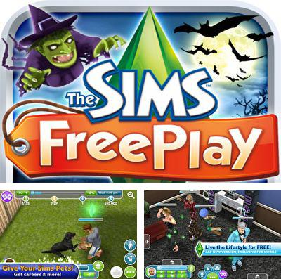 In addition to the game Smurfs Village for iPhone, iPad or iPod, you can also download The Sims FreePlay for free.