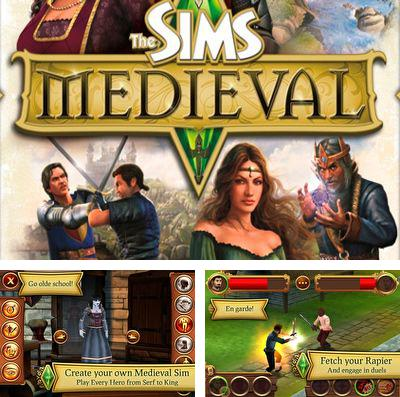 In addition to the game Monster killer for iPhone, iPad or iPod, you can also download The Sims: Medieval for free.