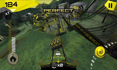 Download The Smiler iPhone free game.
