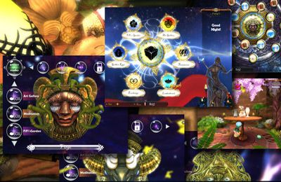 Download The Sorcerer's Stone iPhone free game.