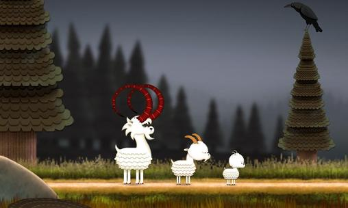 Baixe o jogo The three billy goats gruff para iPhone gratuitamente.