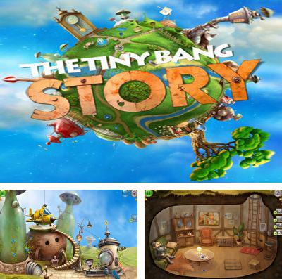 In addition to the game Classic car: 3D city smash for iPhone, iPad or iPod, you can also download The Tiny Bang Story for free.