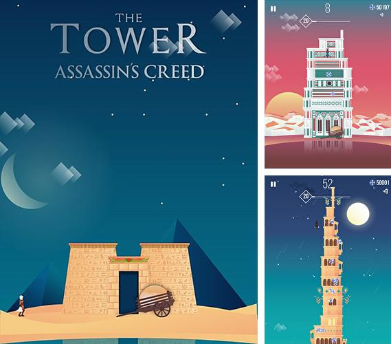 In addition to the game Train Conductor 2: USA for iPhone, iPad or iPod, you can also download The tower assassin's creed for free.
